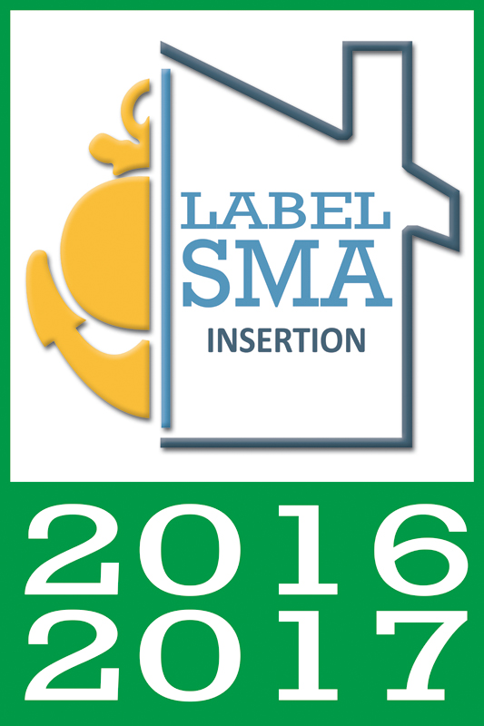 Label SMA1617 mini